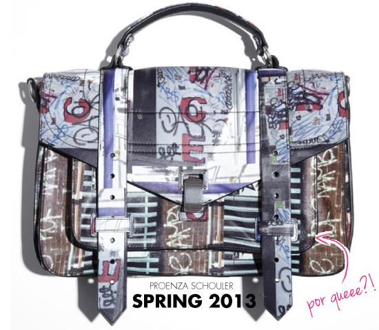 Proenza-schouler-spring-2013-bolsas-PS1-bag-grafitti-print-preco-price-digital-print