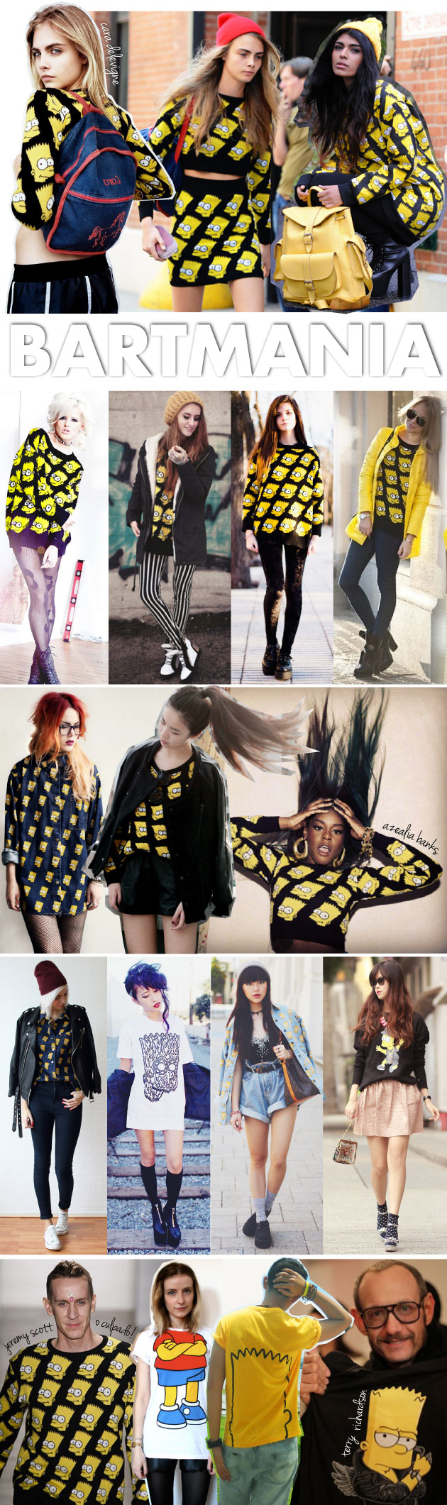 tendencia-bart-simpson-jeremy-scott-cara-delevigne-trend-the-simpsons-bart-print-estampa-pull-pulover-moletom-sweatshirt