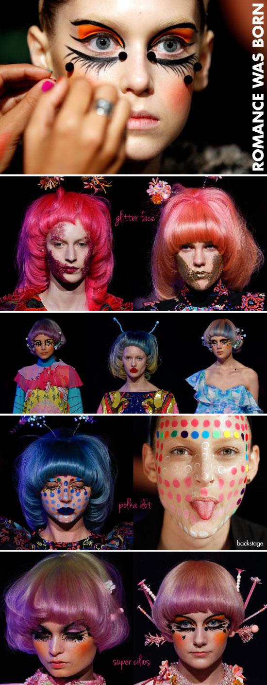maquiagem-desfile-romance-was-born-mbfwa-australia-day-1-make-up-borboleta-maquiagem