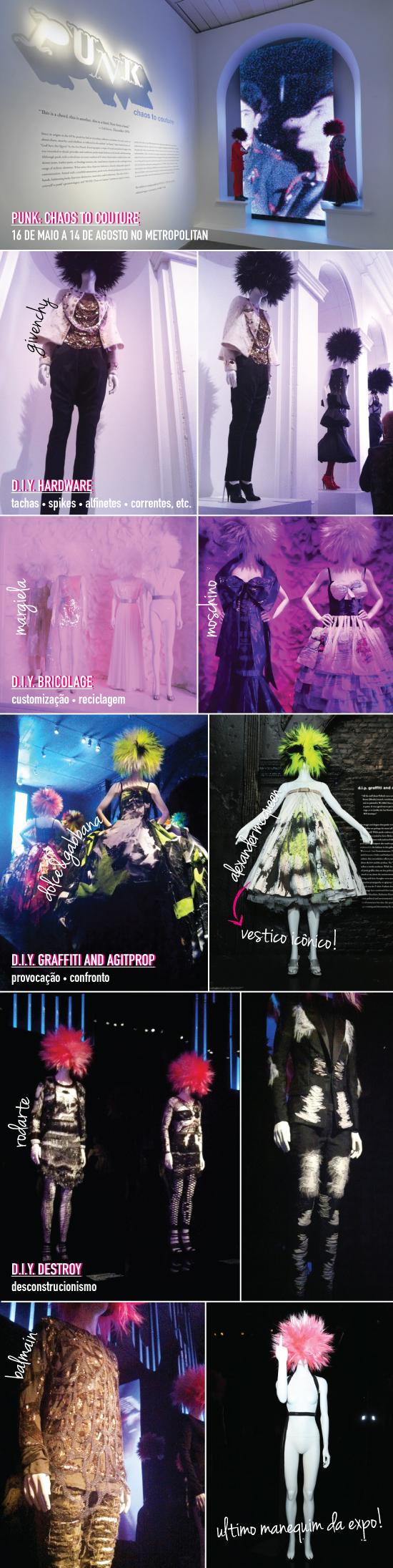 met-metropolitan-ny-new-york-dica-viagem-exposicao-exhibition-punk-chaos-to-couture-moda-fashion-vogue-moda-operandi-taylor-tomasi-hill-alexander-mcqueen-givenchy-moschino-diy-margiela