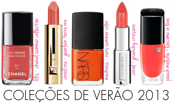 summer-2013-collection-colecoes-de-verao-2014-laranja-coral-chanel-lancome-guerlain-givenchy-nars-mac-tendencia-laranja-orange-coral