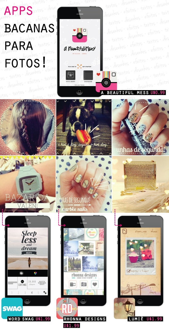 app-iphone-android-texto-text-efeito-lumie-word-swag-dica-rhonna-design-a-beautiful-mess-blog-instagram-foto-efeito-photo-blog