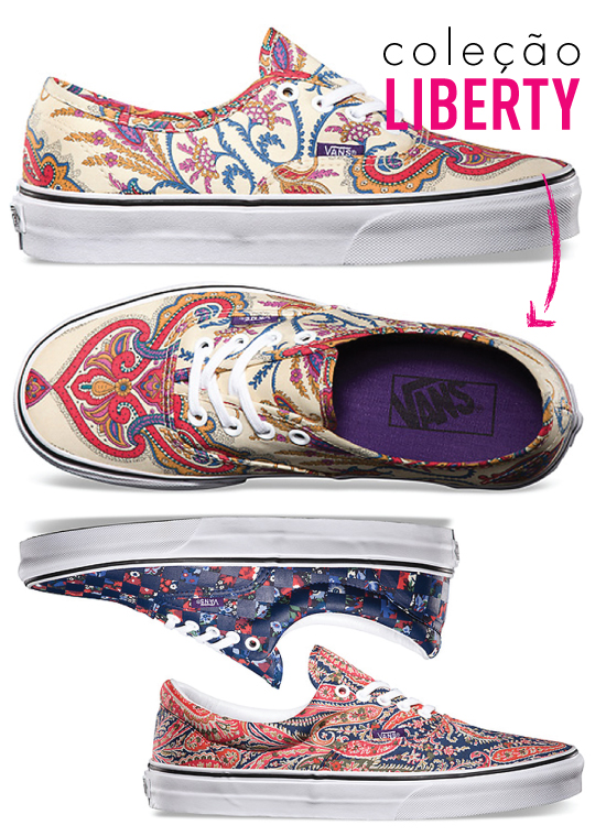 vans-disney-tenis-sneaker-vault-by-vans-colecao-limitada-especial-fofo-disney-mickey-pooh-donald-OG-Authentic-LX-liberty-estampa-paisley