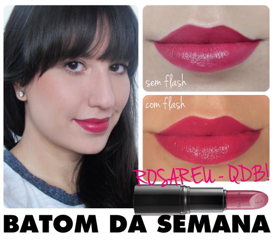 batom-da-semana-make-batom-lipstick-resenha-review-swatch-rosareu-quem-disse-berenice-blog-starving-rosa-escuro