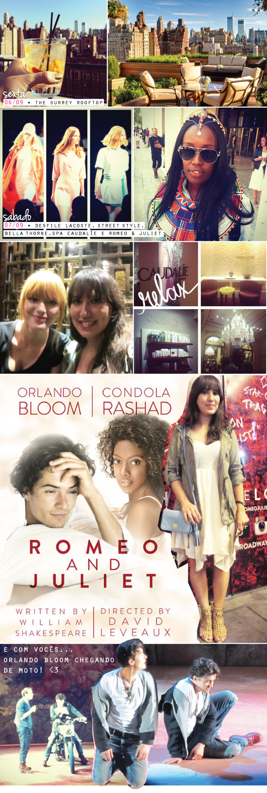 fhits-nyfw-new-york-fashion-week-spring-2014-semana-de-moda-experiencias-caudali-spa-plaza-bella-thorne-romeo-juliet-broadway-orlando-bloom-dumond-sandalia-look-rooftop-surrey-hotel-lacoste-street-style-dvf-edie-parker-five-story-kirna-zabete-farfetch-brasil-tour-linea-restaurante-organico-one-lucky-duck-trip-travel-showroom