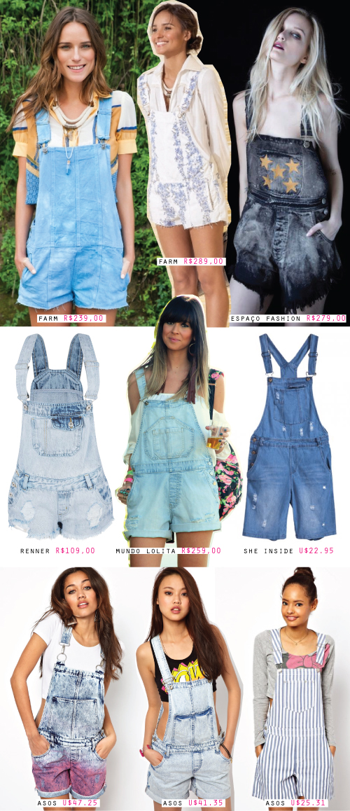 jumpsuit-overall-denim-macacao-jeans-trend-tendencia-look-onde-comprar-online-barato-rihanna-lily-collins-jessica-alba-zoe-kravitz-vanessa-hudgens-alessandra-ambrosio-asos-she-inside-plus-size-munod-lolita-farm-espaco-fashion-renner