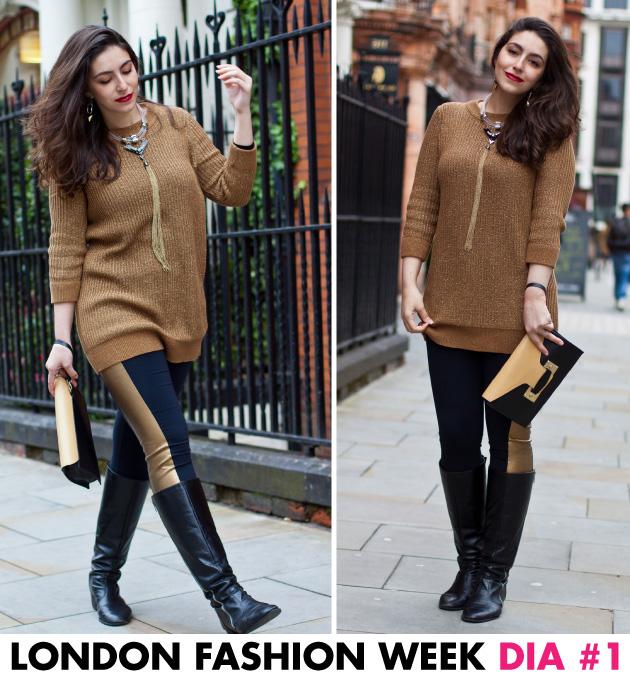 look-london-fashion-week-dia-1-gabi-fhits-capodarte-fhits-shops-legging-colar-franjas-clutch-bota-trico