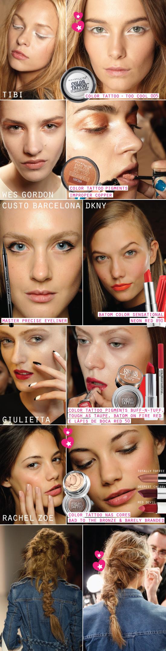 maybelline-nyfw-ny-beleza-maquiagem-make-batom-wes-gordon-rachel-zoe-charlotte-tilbury-giulietta-produtos-dkny-laranja-red-vermelho-makeup-delineador-custo-barcelona-tibi-color-tattoo