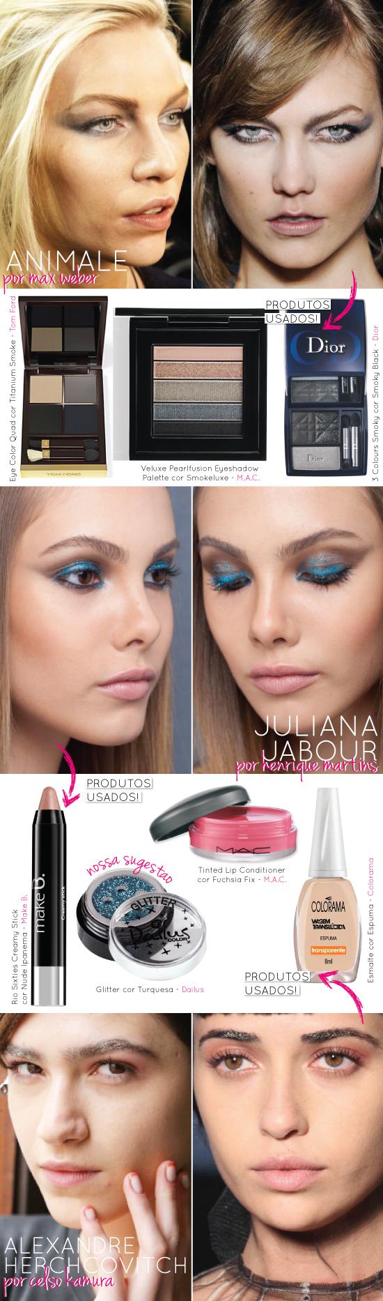BELEZA-spfw-juliana-jabour-batom-usado-make-maquiagem-animale-sombra-sombras-brilho-max-weber-esmalte-colorama-alexandre-herchcovitch