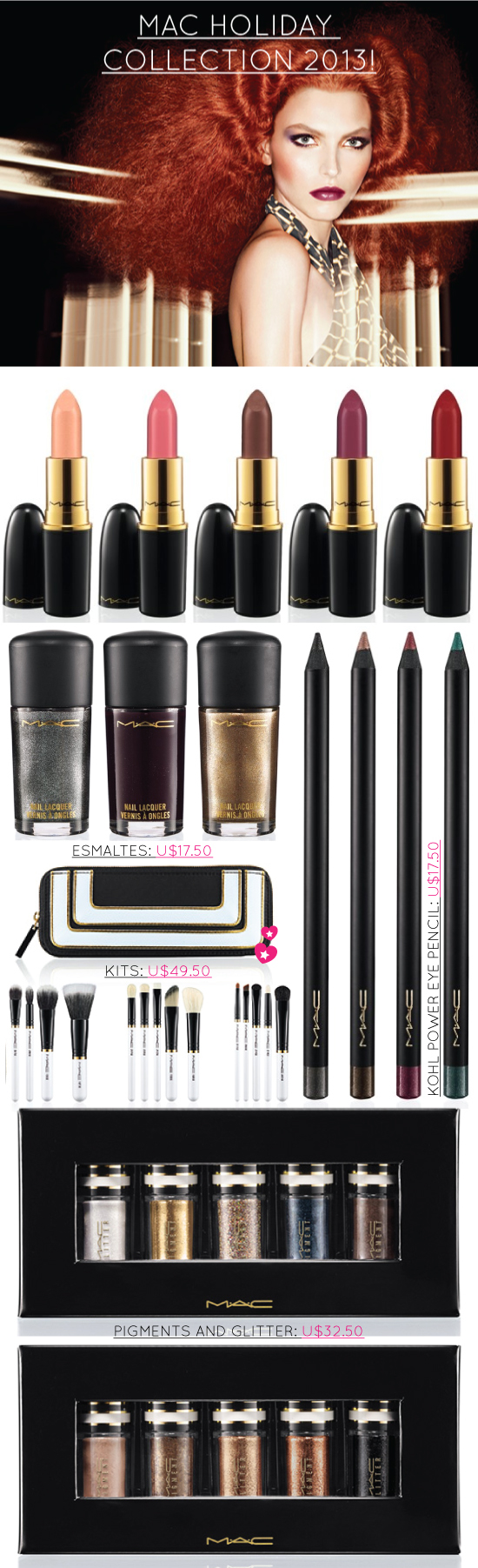 MAC-holliday-collection-2013-batons-esmaltes-produtos-makes