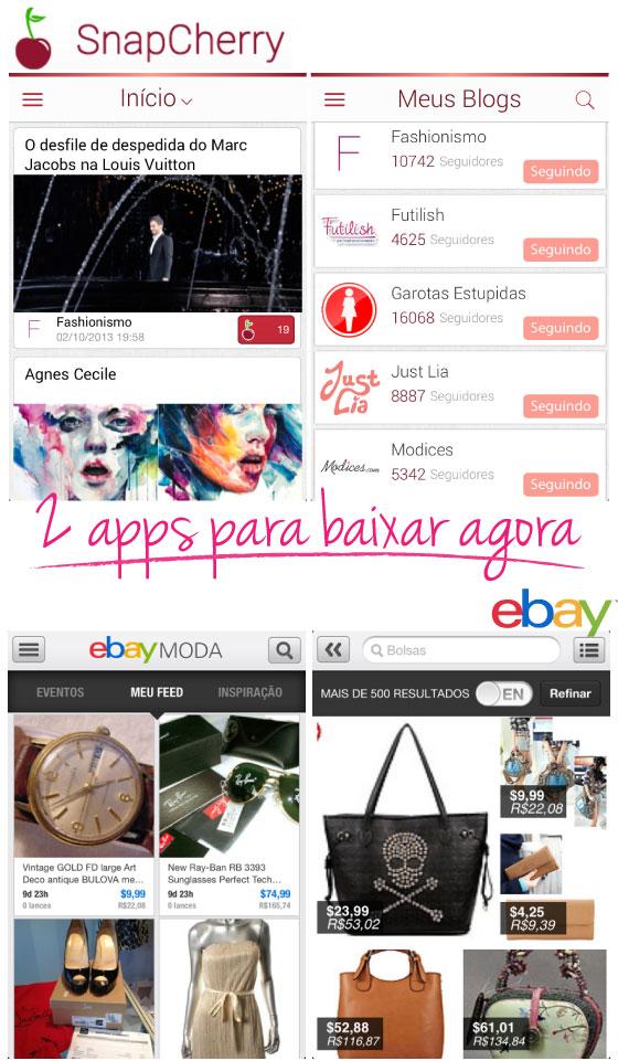 snapcherry-ebay-moda-apps-aplicativos-android-iphone-starving-leitor-