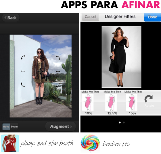apps-para-afinar-corpo-foto-emagrecer-iphone-android-aplicativo-instagram