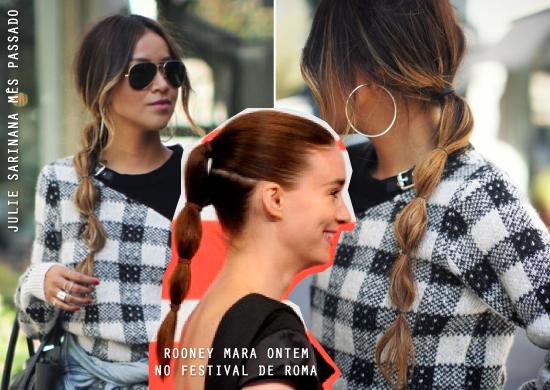 ponytail-rabo-de-cavalo-diferente-ideia-cabelo-penteado-julie-sarinana0rooney-mara-evento-beleza-festival-roma-filme-red-carpet-dica-blog-beleza
