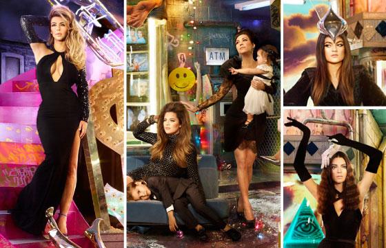 kardashian-cartao-de-natal-david-lachapelle-2013--3