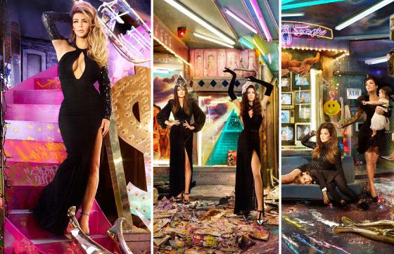 kardashian-cartao-de-natal-david-lachapelle-2013--7