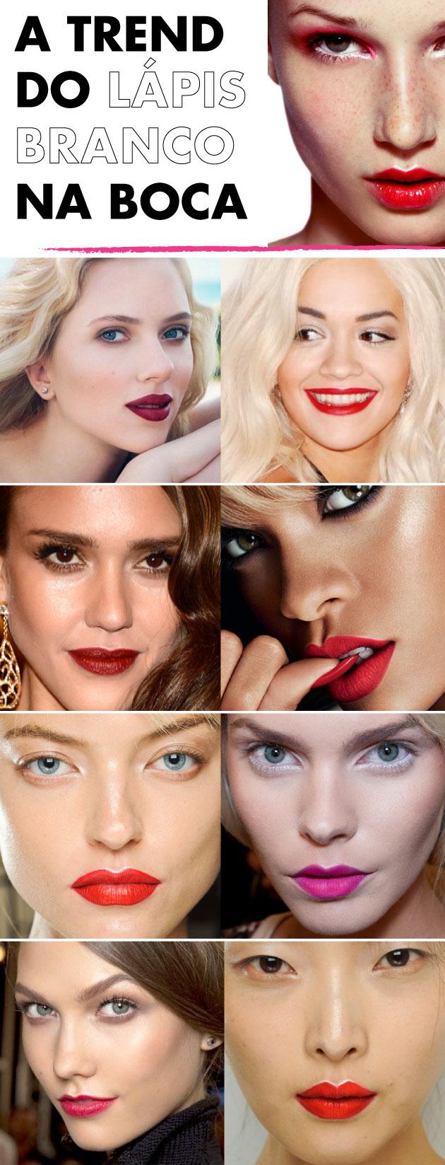 tendencia-beleza-trend-beaute-lapis-branco-controno-labio-white-lip-liner-celebridades-batom-vermelho-boca