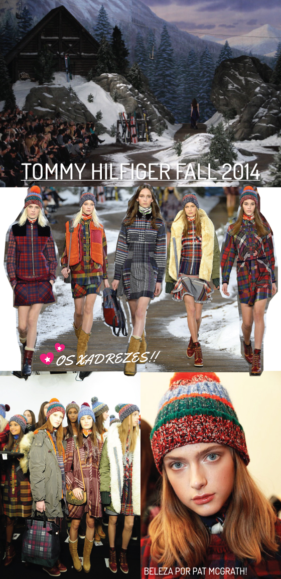 DESFILE-TOMMY-hilfiger-fall-2014-nyfw-new-york-fashion-moda-inverno-2014-xadrez-pat-mcgrath-semana-de-moda-new-york