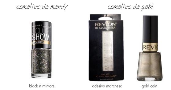 esmaltes-adesivo-marchesa-gold-coin-revlon-maybelline-brocades