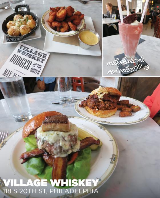 ny-new-york-dicas-viagem-philly-filadelfia-magic-garden-mosaico-passeio-lugares-dica-restaurantes-onde-comer-almoco-village-whiskey-milkshake-red-velvet