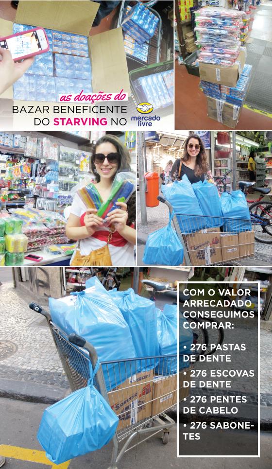 mercado-livre-bazar-beneficente-blog-starving-ong-grupo-girassol-carentes-kit-higiene-compras-ajuda-insituicao