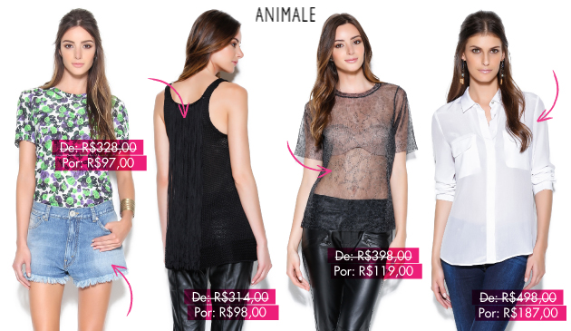 Premium-outlet-wishlist-animale-precos-loja-off
