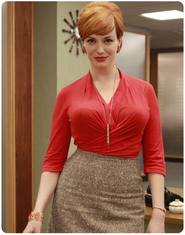 Joan holloway mad men cartoon porn
