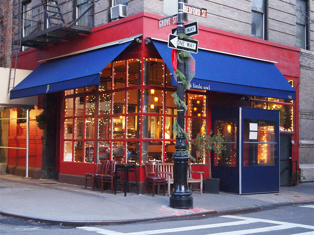 The-Little-Owl-restaurante-friends-viagem-dica-ny-new-york
