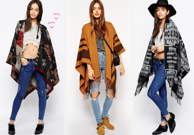 asos-poncho-burberry-inspired-blanket