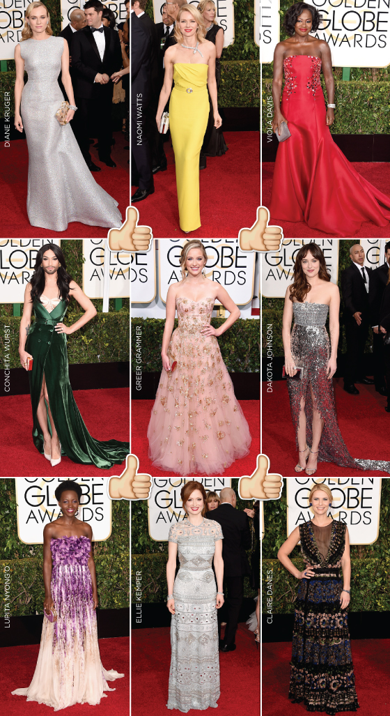 golden-globe-globes-2015-looks-lupita-conchita-dakota-johnson-diane-kruger-red-carpet-claire-danes