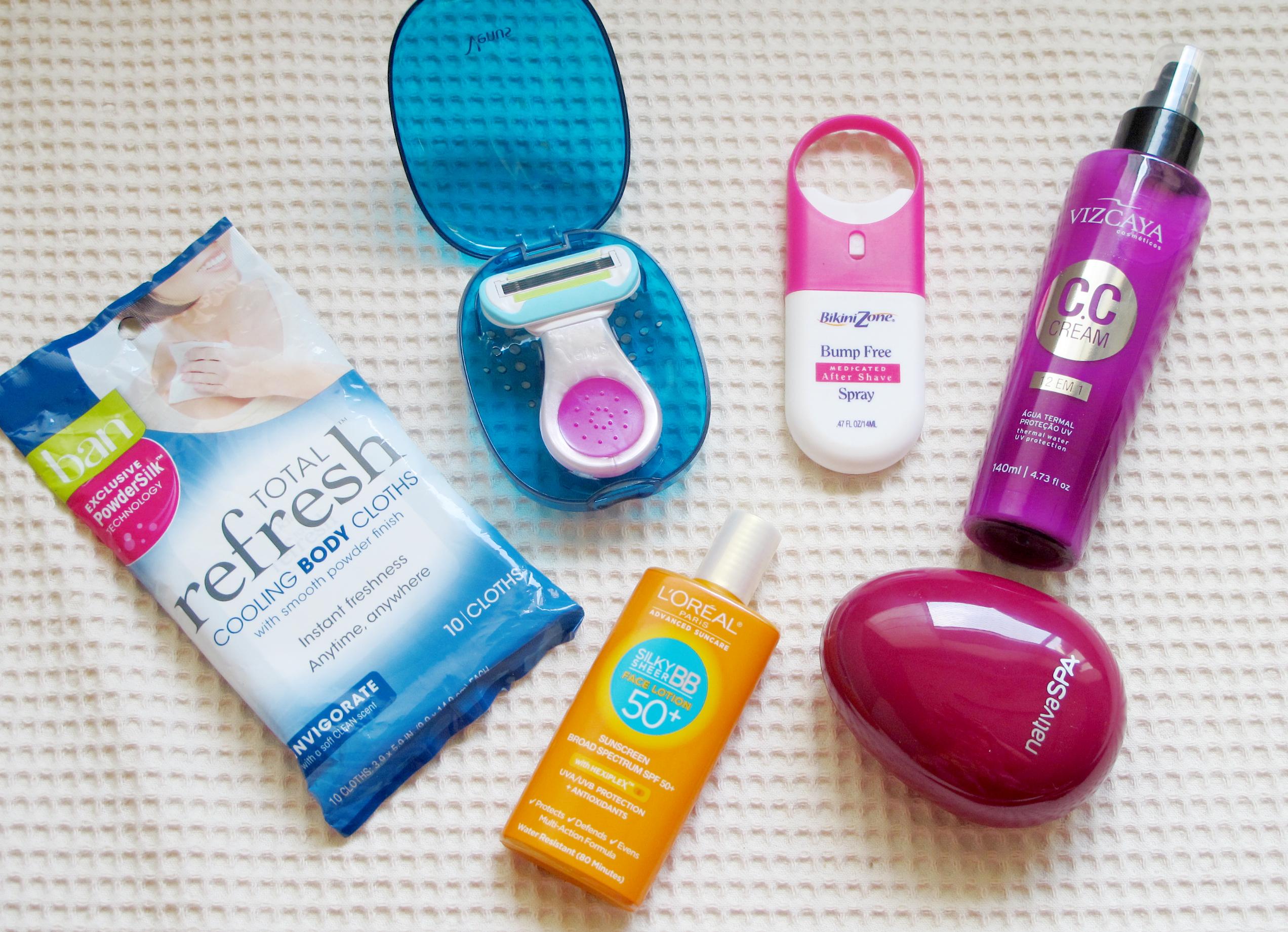 produtos-diferentes-legais-praia-verao-venus-bikini-zone-cc-cream-cabelo-pele-viscaya-nativa-spa-bb-50-loreal-ban-total-refresh-beleza-blog-dica