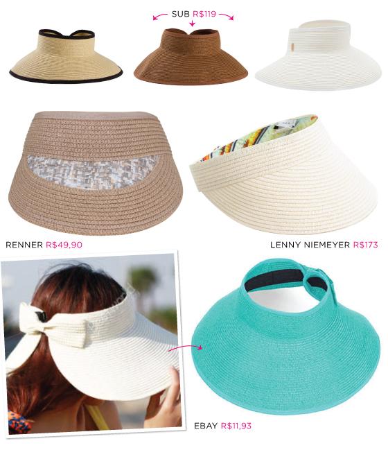 viseiras-visor-hats-onde-comprar-tendencia-praia-salinas-maria-filo-renner-ebay-lenny-sub