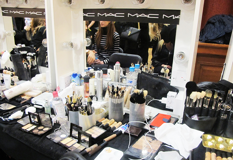 lfw-london-sass-and-bide-mac-cosmetics-backstage-makeup-details-sequins-fw-fall-winter-2015-fashion-week