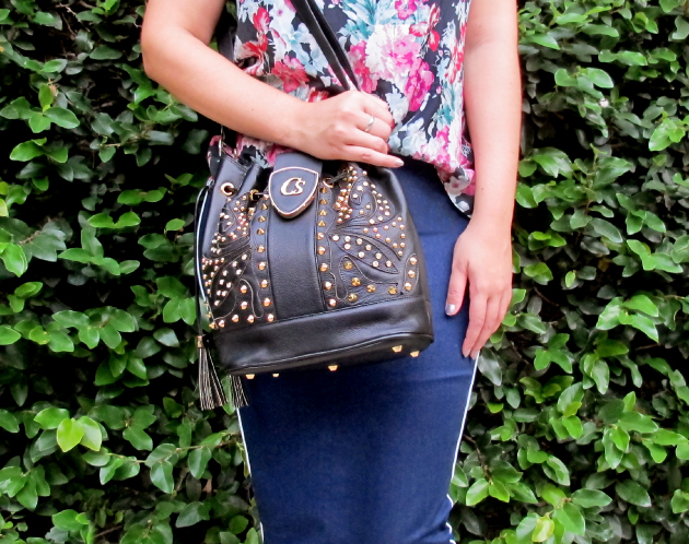 look-do-dia-saia-lapis-carmen-steffens-bolsa-saco-bucket-bag-tachas-2