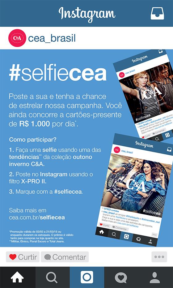 cea-c&a-selfie-concurso-outono-inverno-campanha-instagram