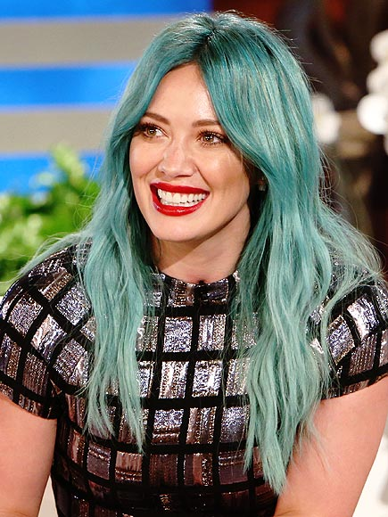 hilary-duff--cabelo-hair-blue-green-sereia-sereimo-mermaid-tendencia-trend