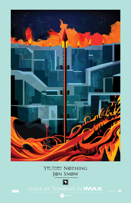 Game-Of-Thrones-TV-Poster-Art-Style-36x24-Canvas-Printing-Poster
