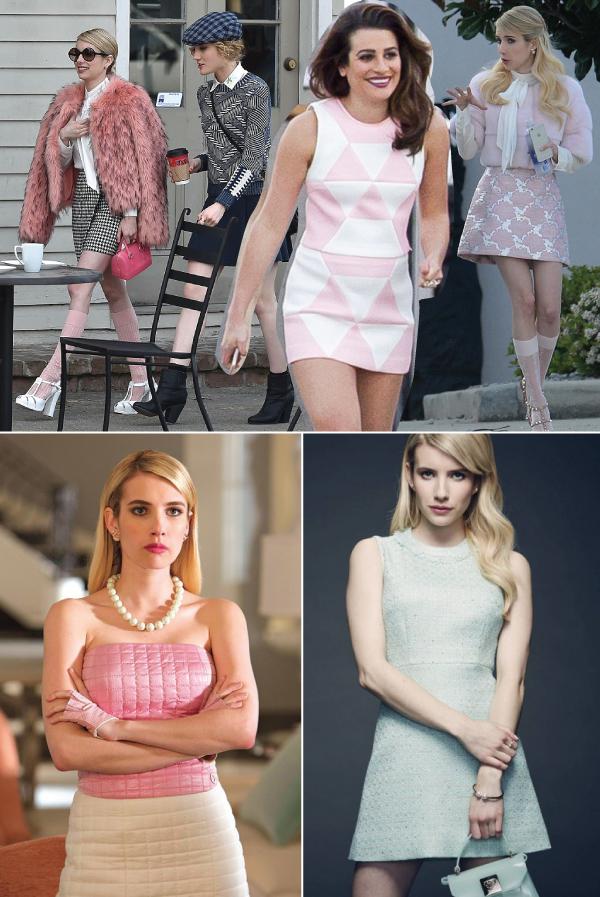 scream-queens-serie-seriado-novo-emma-roberts-lea-michele-ariana-grande-nick-jonas-ryan-murphy-fox-tudo-sobre-red-carpet-celebridade