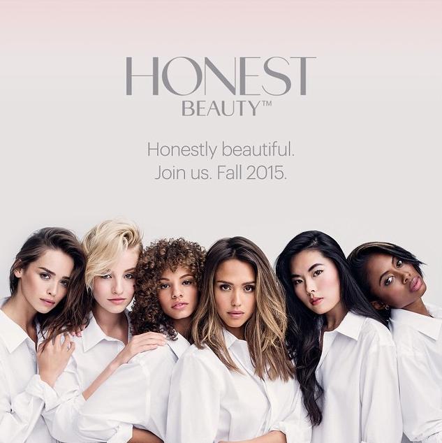 Honest linha de maquiagem e beleza Jessica alba bilionaria empresaria