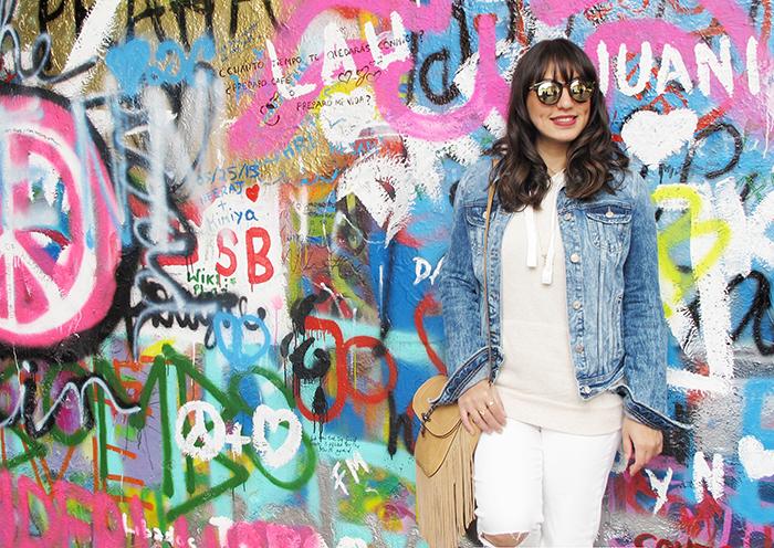 look-do-dia-blog-starving-praga-prague-john-lennon-wall-primark-dafiti-bolsa-franja-jaqueta-jeans-moletom-flatform-tendencia