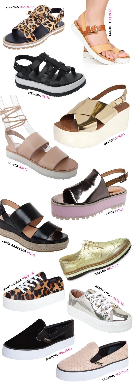 flatform-sapato-plataforma-tenis-onde-comprar-moda-tendencia-trend-dica-barato-achado-melissa-santa-lolla-via-mia