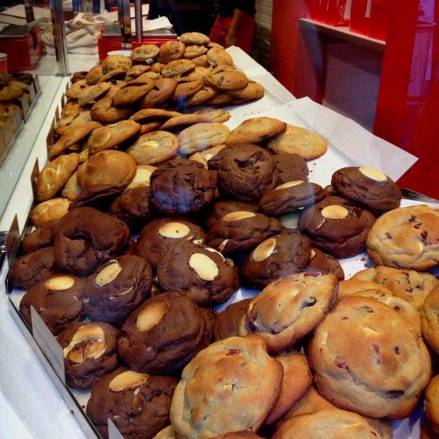 Bens cookies klm