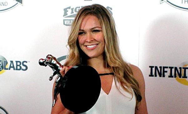 Ronda Rousey Budweiser