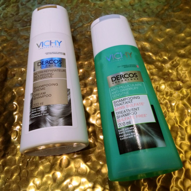 shampoo dercos vichy resenha teste