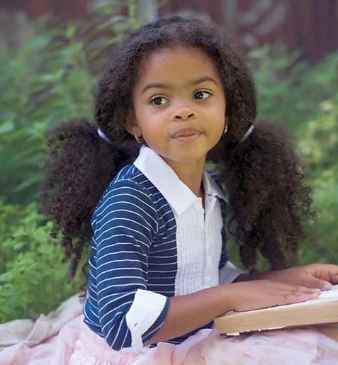 criancas cabelo natural cachos afro alisamento em criancas meninas 4