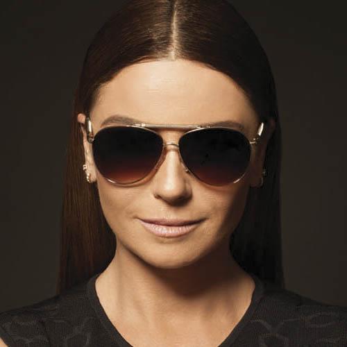 oculos escuros giovanna antonelli colecao triton eyewear atena regra do jogo