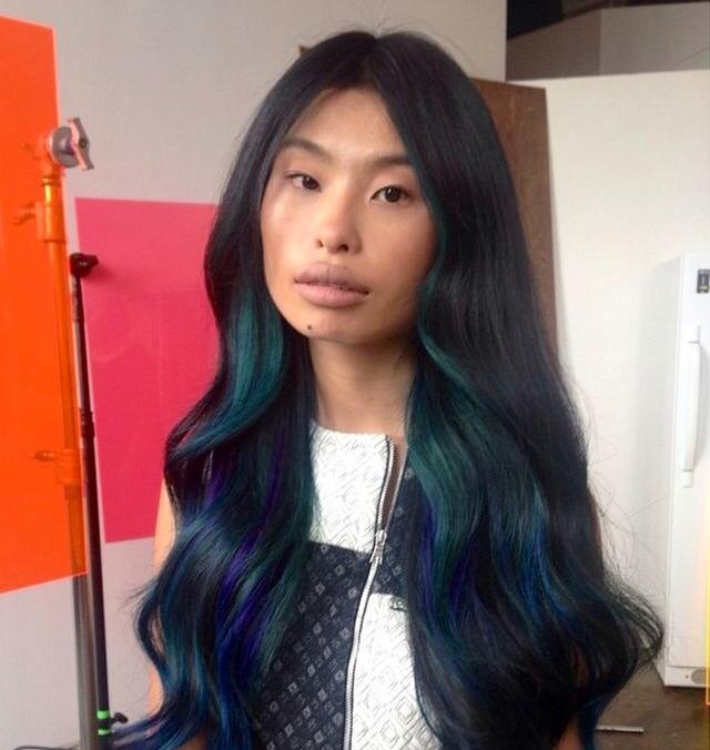 cabelo colorido para morenas 4