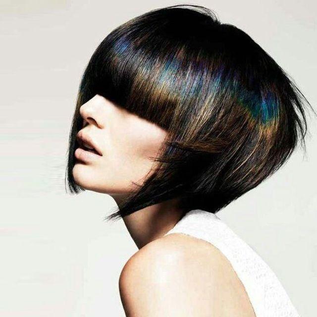 cabelo colorido para morenas 8