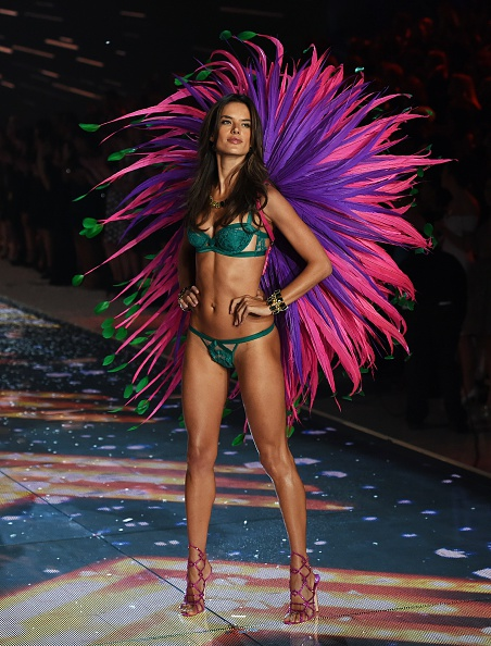 FASHION-US-VICTORIA'S SECRET-SHOW