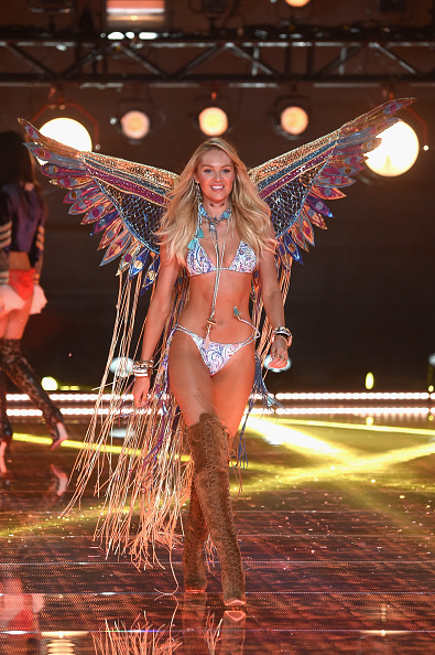 Victoria secret fashion show candice