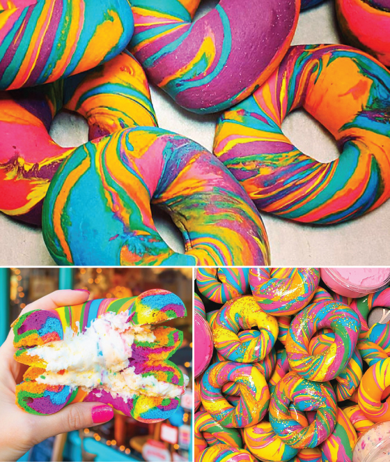 bagel-store-rainbow-arco-iris-colorido-dica-viagem-ny-nyc-new-nova-york